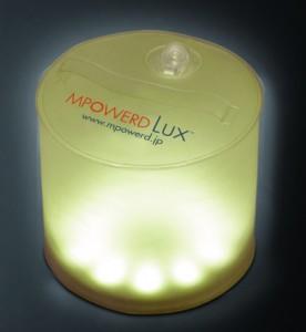 LEDソーラーランタン LUX